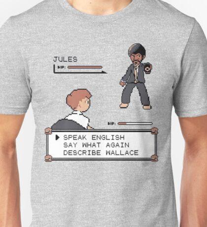 Pulp Fiction fight! Unisex T-Shirt