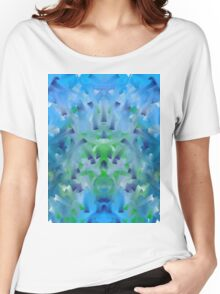 Under the Deep Blue Sea Women's Relaxed Fit T-Shirt