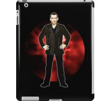 The 9th Doctor - Christopher Eccleston iPad Case/Skin
