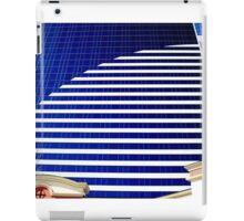 Blue Glass Tower ^ iPad Case/Skin