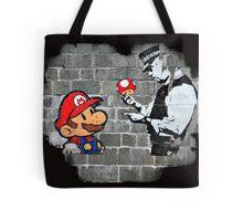 Super Mario - mushrooms addicted Tote Bag