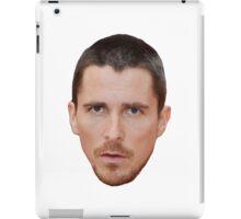 Christian Bale iPad Case/Skin