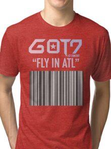 GOT7 Fly in ATL (ATLANTA) Tri-blend T-Shirt