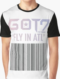 GOT7 Fly in ATL (ATLANTA) Graphic T-Shirt
