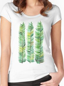 Seaweed Women's Fitted Scoop T-Shirt