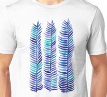 Indigo Seaweed Unisex T-Shirt