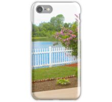 Lakeside Reflections iPhone Case/Skin