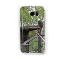 Bald Eagle Samsung Galaxy Case/Skin