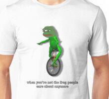 dat boi > pepe Unisex T-Shirt