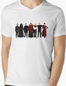Doctor Who - The Seven Masters Mens V-Neck T-Shirt