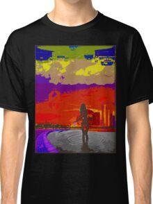 Below the Never. Classic T-Shirt