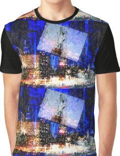 New York Haze Graphic T-Shirt