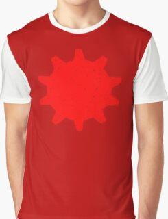 Homestuck Time aspect/Dave Strider God Tier logo Graphic T-Shirt