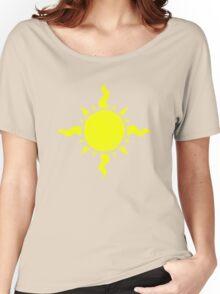 Homestuck Light aspect/Rose Lalonde God Tier logo Women's Relaxed Fit T-Shirt