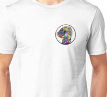 Abstract Ferret Unisex T-Shirt