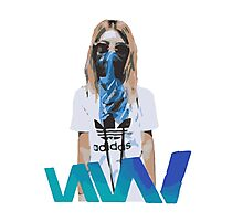 alison wonderland 2 Photographic Print