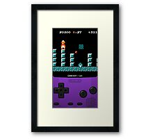 Retro Framed Print