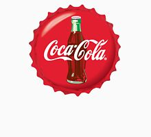COCA COLA Womens Fitted T-Shirt