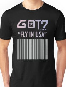 GOT7 FLY IN USA Unisex T-Shirt