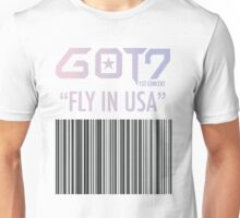 GOT7 FLY IN USA Unisex T-Shirt