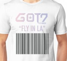 GOT7 Fly in LA (LOS ANGELES) Unisex T-Shirt