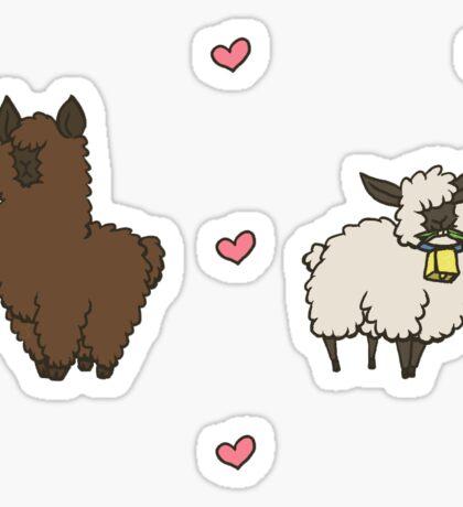 Fluff Buddies #2 Sticker