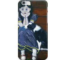 Cancelled dance for this girl iPhone Case/Skin