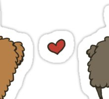 Fluff Buddies #3 Sticker