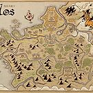 Kalos Map by MeleeNinja