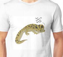 Creepy Leopard Gecko Unisex T-Shirt