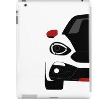Spider simple front end iPad Case/Skin