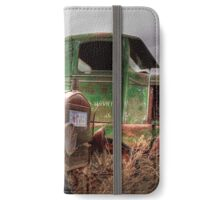 "Jerome, Arizona - ""Old Time Buddies"" iPhone Wallet/Case/Skin"