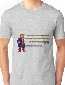 Guybrush Threepwood vs Meathook Unisex T-Shirt