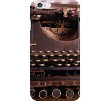 The Olivetti iPhone Case/Skin