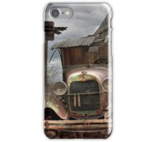 "Jerome, Arizona - ""Time Traveler"" iPhone Case/Skin"