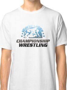 World Class Championship Wrestling t-shirt Classic T-Shirt