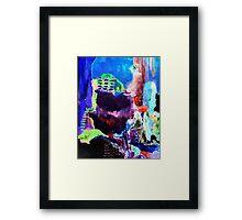 Aurahead V2  Framed Print