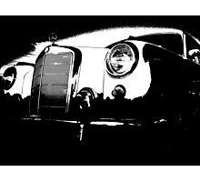 1959 Mercedes-Benz Photographic Print