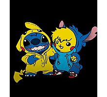 pika&stitch  Photographic Print