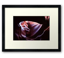 All Heart Framed Print