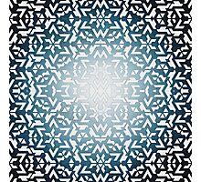 Isometric  Repeating Tiles Photographic Print
