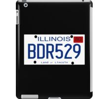 Bluesmobile iPad Case/Skin