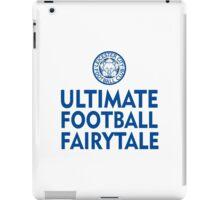 ultimate football fairytale iPad Case/Skin