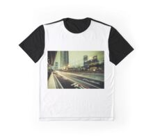 Hong Kong City  Graphic T-Shirt