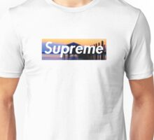 Supreme Beach Logo Unisex T-Shirt