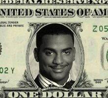 Carlton Dollar Sticker