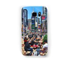 The Crossroads of the World Samsung Galaxy Case/Skin