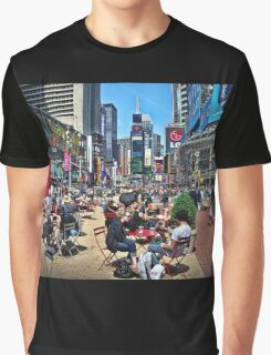 The Crossroads of the World Graphic T-Shirt