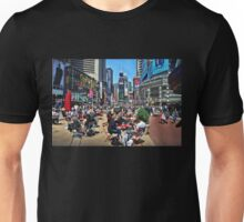 The Crossroads of the World Unisex T-Shirt