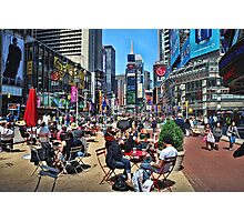The Crossroads of the World Photographic Print